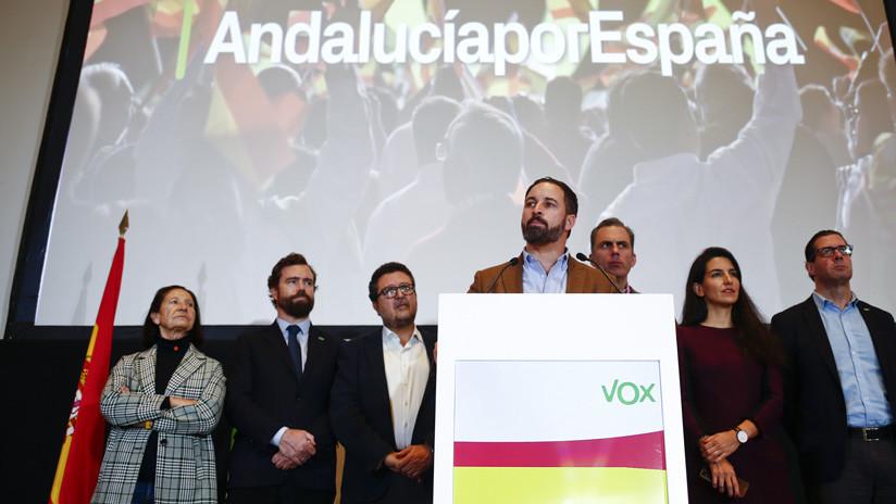 """9 puntos """"inaceptables"""" que la ultraderecha exige en España para facilitar el Gobierno en Andalucía"""