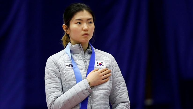 Una patinadora olímpica surcoreana acusa a su entrenador de agredirla sexualmente durante tres años
