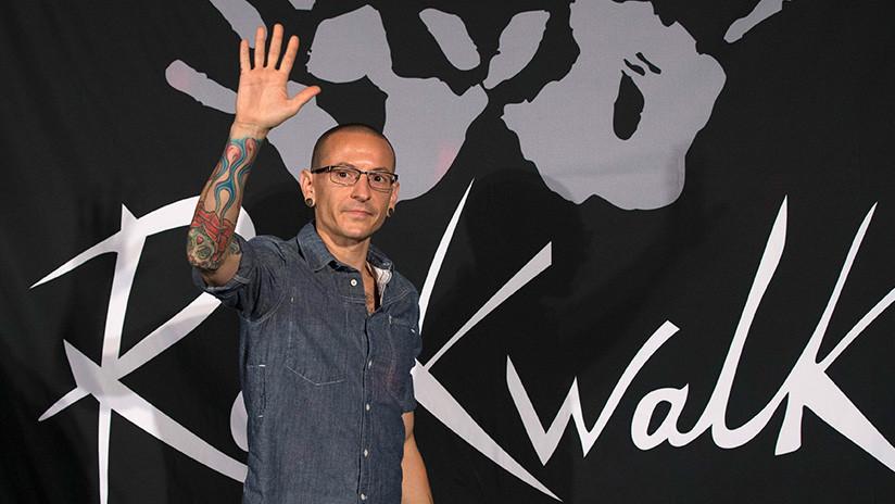 AUDIO: Publican en la Red una nueva canción del fallecido líder de Linkin Park