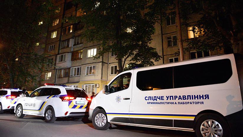 El falso 'secuestro' en Ucrania de dos familiares del exarquero Chilavert, al desnudo (VIDEO, FOTOS)