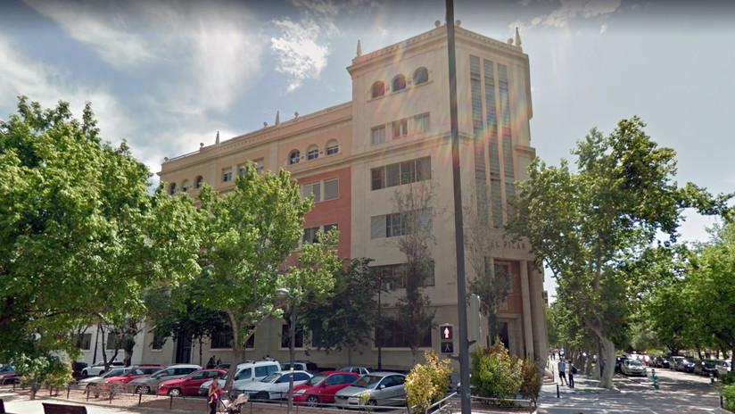 Muere una estudiante de 17 años al caer por el hueco de la escalera de un colegio en España