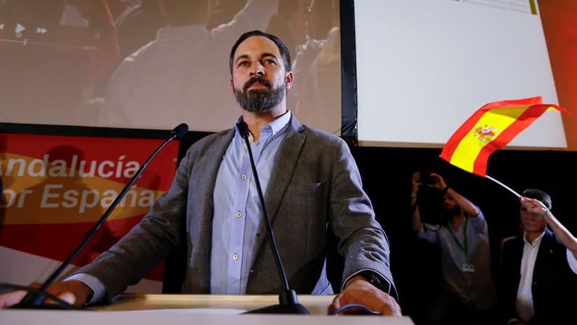 La ultraderecha española apoyará el gobierno de PP y Ciudadanos en Andalucía