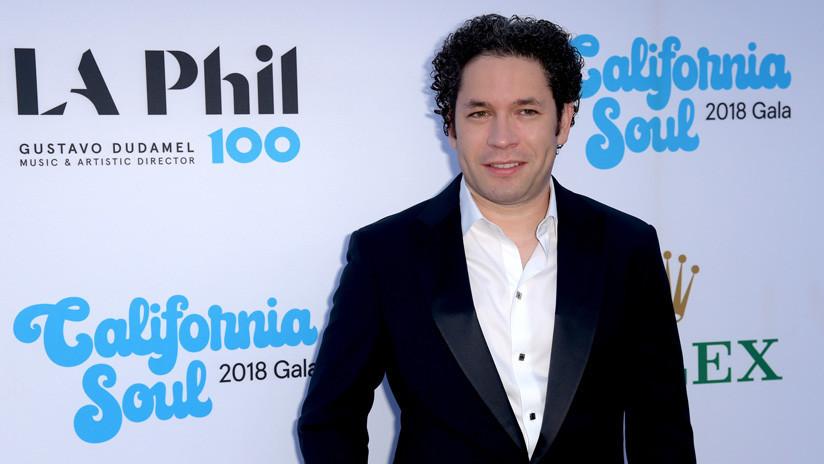 El director venezolano Gustavo Dudamel tendrá una estrella en el Paseo de la fama de Hollywood