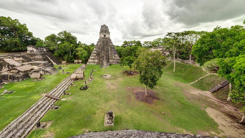 Revelan las características de un baño maya único descubierto en Guatemala