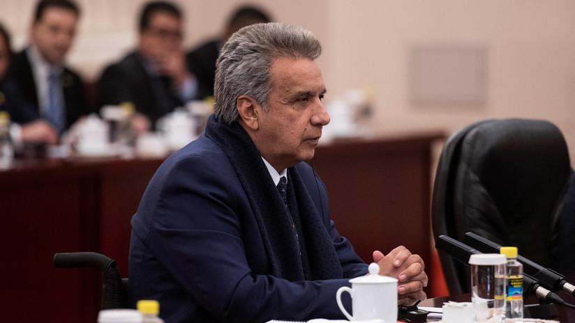 Ecuador no estará presente en la investidura de Nicolás Maduro