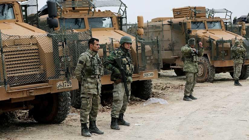 Turquía lanzará una ofensiva en Siria incluso si la retirada de tropas de EE.UU. se retrasa