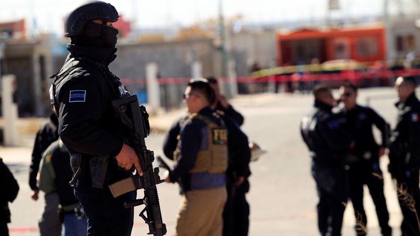 Descubren 20 cadáveres y cinco vehículos calcinados en México, cerca de la frontera con EE.UU.