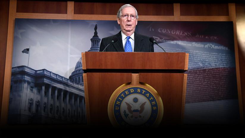 EE.UU.: El Senado bloquea proyectos de ley que acabarían con cierre gubernamental