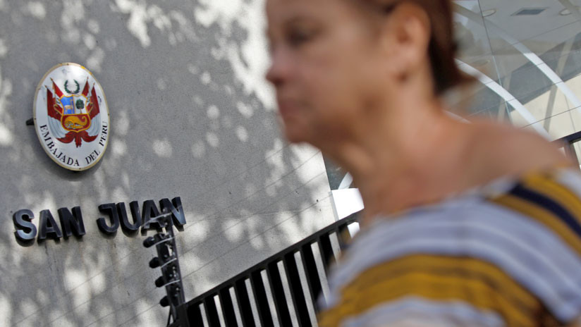 Perú retira a la encargada de Negocios de su Embajada en Venezuela