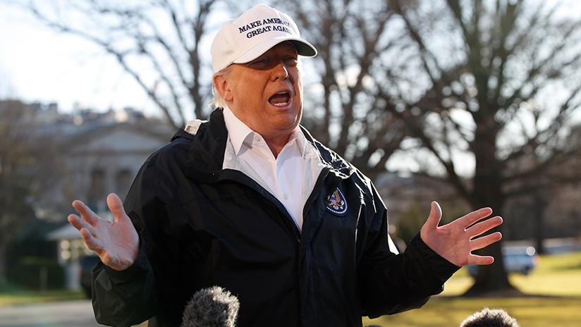Trump cancela viaje a Davos ante crisis del cierre de gobierno