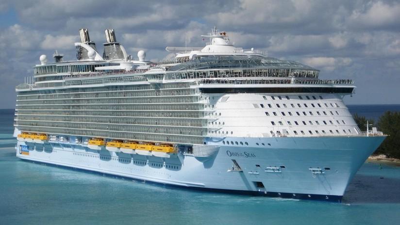 """Reportan """"caos total"""" en un crucero donde más de 250 personas contrajeron un virus"""