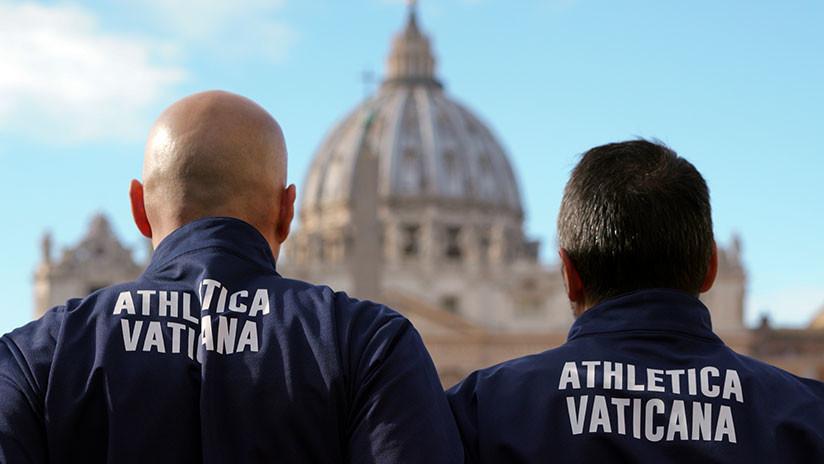 Camino a los JJ.OO.: El Vaticano crea su equipo de atletismo para competir a nivel internacional