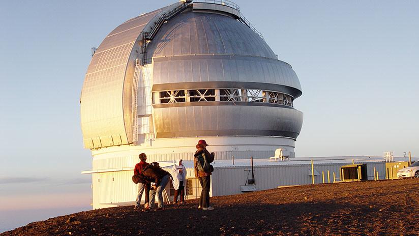 Astrónomos vislumbran el inicio del tiempo con un telescopio espacial