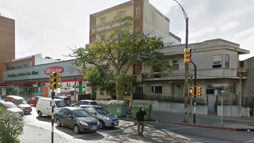 Un uruguayo amenaza de muerte a 8 rehenes en una peluquería para vengarse de su expareja (VIDEO)