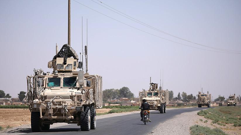 La coalición liderada por EE.UU. anuncia el inicio de la retirada de Siria