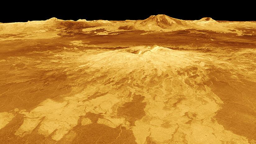 """¿Qué pasa en las nubes de Venus? Detectan unas vetas gigantescas """"de escala planetaria"""""""