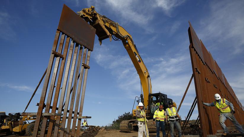 Diez caras del muro de la discordia que tiene dividida la política de EE.UU.