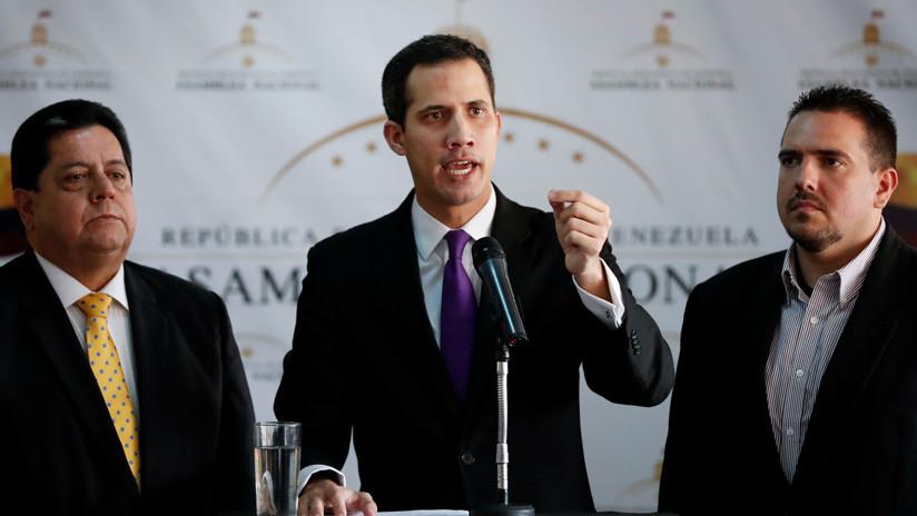 Jefe de la Asamblea Nacional en desacato pretende asumir la presidencia de Venezuela