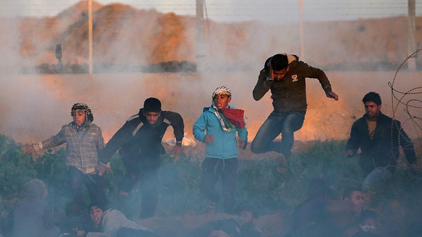 Se activa la alarma de misiles en la frontera Israel-Gaza