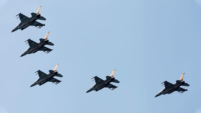 Aviones israelíes atacan posiciones de Hamás en Gaza