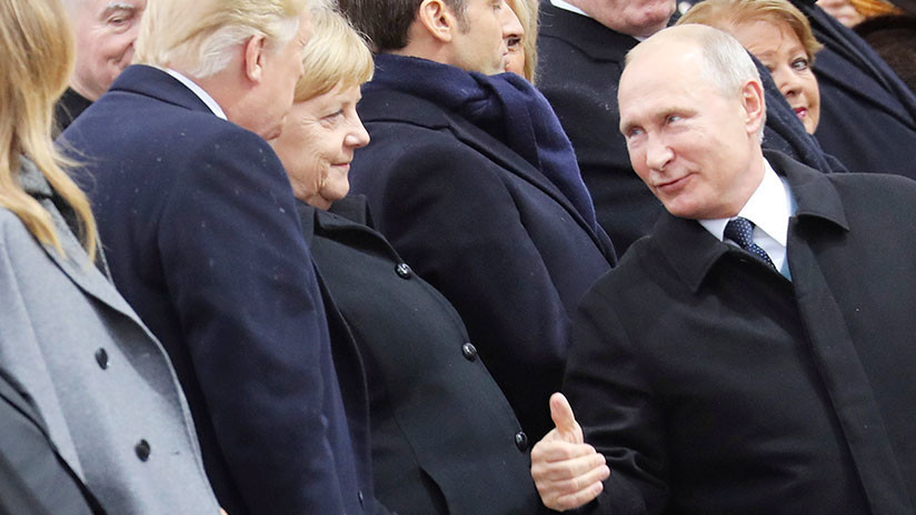 Medios: Trump ocultó detalles de sus reuniones con Putin