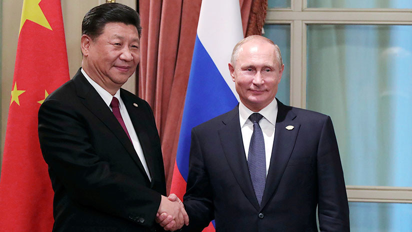 """Expertos tildan de """"pesadilla estadounidense"""" una entente entre Rusia y China"""