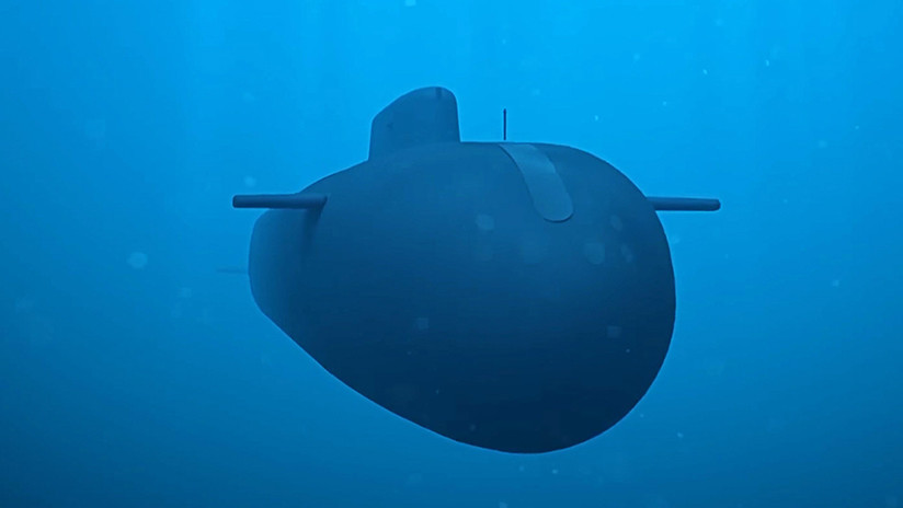 """Rusia planea equipar submarinos con más de 30 drones """"del Juicio Final"""""""