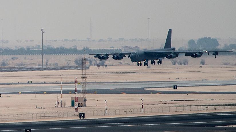 EE.UU. llega a un acuerdo con Catar para ampliar su mayor base en Oriente Medio