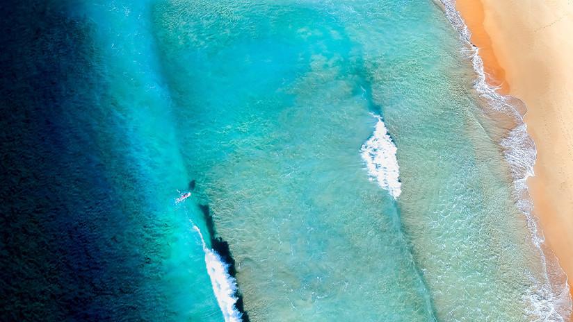 """""""¡Ya está aquí!"""": El calentamiento oceánico es más rápido de lo esperado y bate un récord en 2018"""