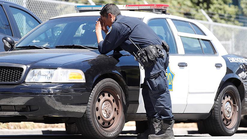 VIDEO: Un ayudante del sheriff dispara varias veces a un sospechoso en EE.UU.