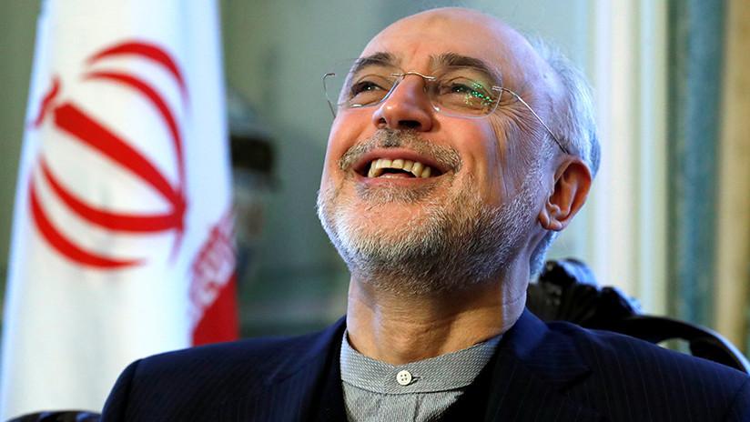 Irán empieza a diseñar un mejorado combustible nuclear