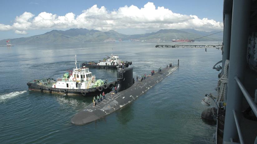 EE.UU.: Destituyen al comandante de un submarino por contratar prostitutas en Filipinas