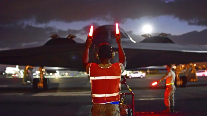 """EE.UU. despliega bombarderos B-2 Spirit en Pearl Harbor para validar su """"capacidad de ataque global"""""""