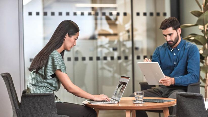 Una nueva aplicación de Microsoft podría convertir al iPad en una verdadera computadora portátil