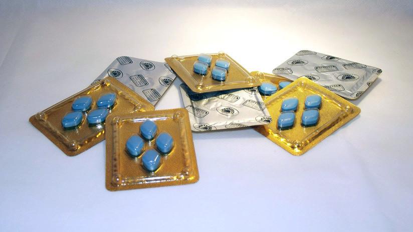 Se pasa con un fármaco contra la disfunción eréctil y le aparecen rosquillas en su visión