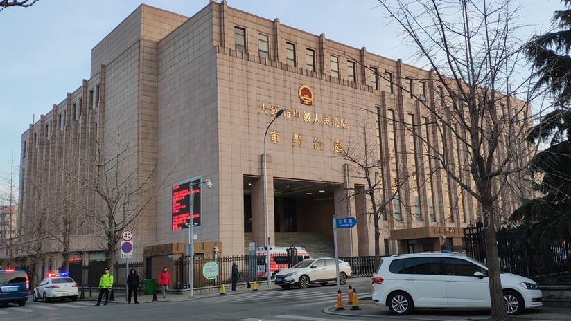Condenan a muerte a un ciudadano canadiense en China por tráfico de drogas