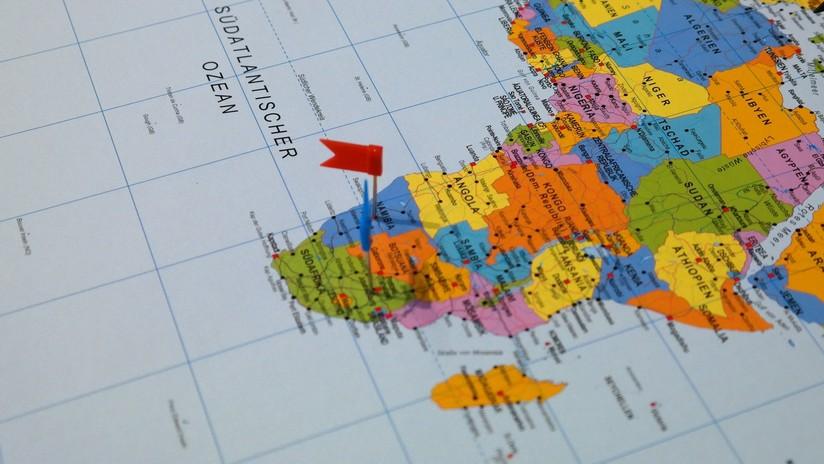 Cómo cartógrafos militares de EE.UU. crearon 'una casa de los horrores' en una vivienda de Sudáfrica