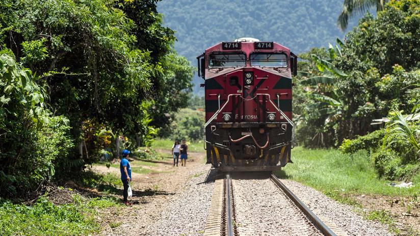 Un joven migrante hondureño fallece en México tras ser arrollado por 'La Bestia'