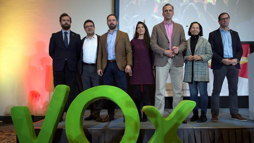 El partido de ultraderecha español Vox admite que recibió financiación de opositores iraníes