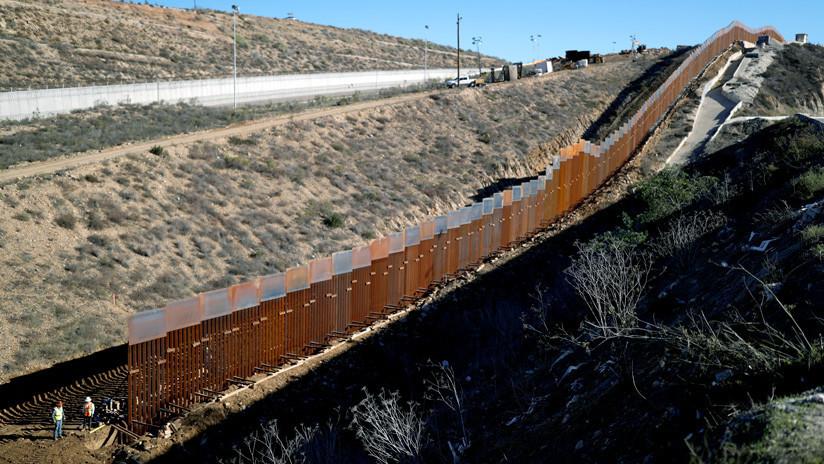 Peligra la campaña de donaciones para erigir el muro de Trump de manera 'colaborativa'