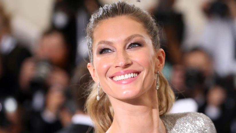 Ofrecen un puesto en el gobierno de Bolsonaro a la supermodelo brasileña Gisele Bündchen