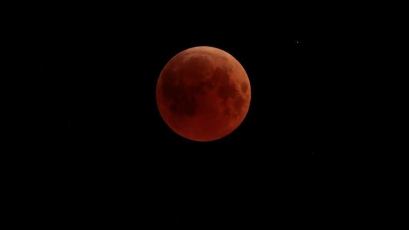 'Superluna de sangre': Lo que debe saber sobre el raro y 'triple' fenómeno que ocurrirá esta semana