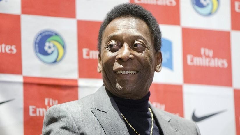 """""""Él casi me igualó"""": Pelé revela quién podría """"convertirse en un nuevo Pelé"""""""