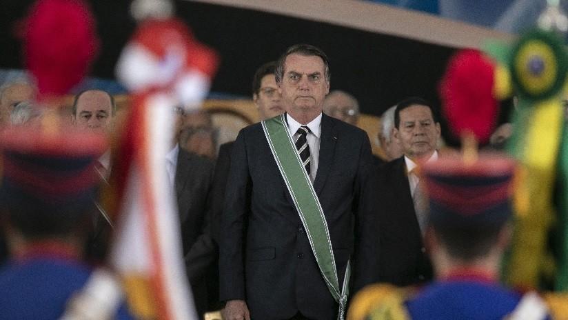 """""""Ya el pueblo se encargará de él"""": Maduro califica a Bolsonaro de """"Hitler en tiempos modernos"""""""