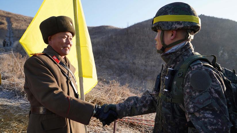 """El Libro Blanco de Defensa surcoreano evita llamar """"enemigo"""" a Pionyang"""
