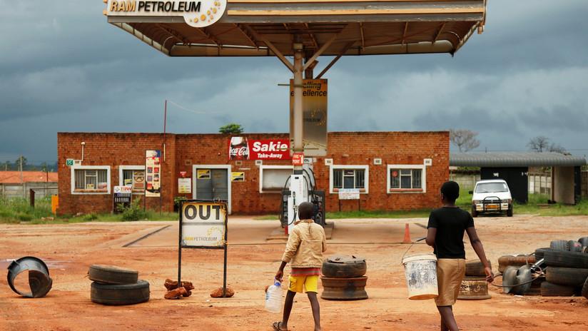 Zimbabue se convierte en el país con la gasolina más cara del planeta