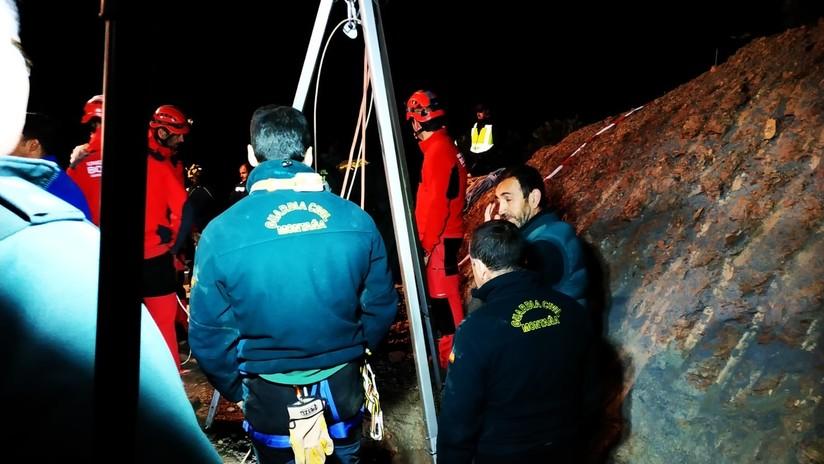 Angustia en España: Los pormenores de la búsqueda del niño de 2 años que cayó en un pozo