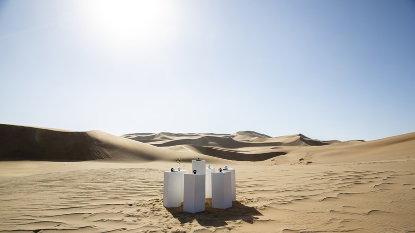 La canción 'Africa' de Toto sonará eternamente en un desierto africano (VIDEO)