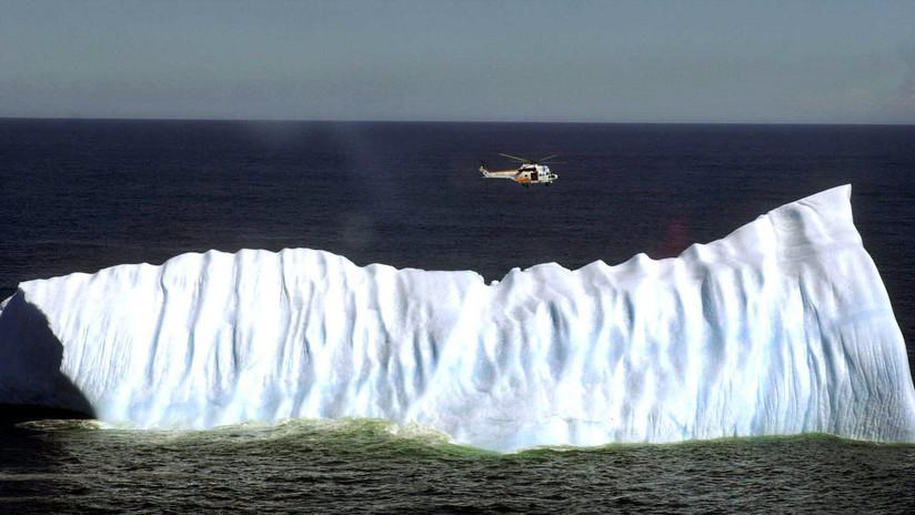 Los gigantes de hielo de la Antártida se despiertan y traen consecuencias fatídicas