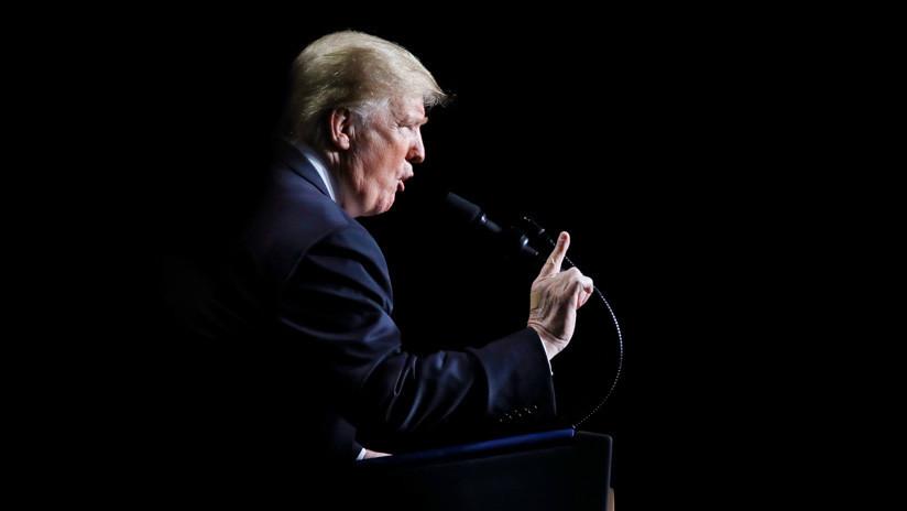 """Trump: """"Los demócratas pronto serán conocidos como el Partido del Crimen"""""""